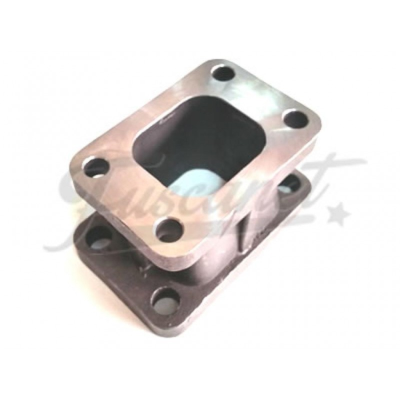 Flange adaptador base turbo T3 á T2 / T25