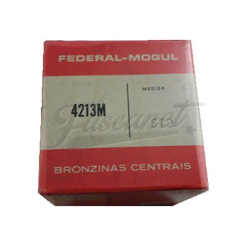 Bronzinas Do Bloco metal leve int 1.00 / ext std