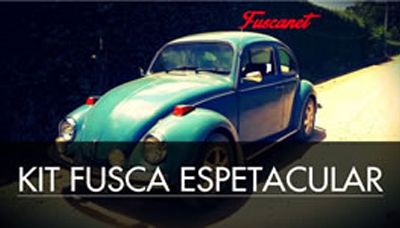 Kit Fusca Espectacular